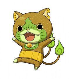 Kiwinyan (Kiuinyan) - Yo-Kai Watch  #yokaiWatch #youkaiWatch http://yokaiwatch.wiki-list.review/kiwinyan-kiuinyan/