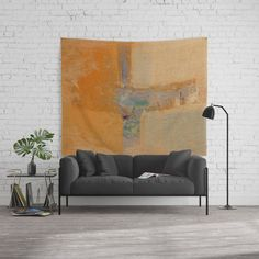 River Mouth Wall Tapestry