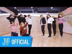 "TWICE(트와이스) ""TT"" Dance Practice Video"