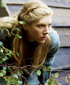 Katheryn Winnick as Lagertha (Vikings)Based on an actual Shield Maiden who is one of my heroines.