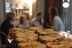 Bagel cockatil dans l'appartement d'Anna #event #food #Snapevent