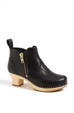 Super comfy and great in the snow! Swedish Hasbeens 'Victoria' Bootie | Nordstrom