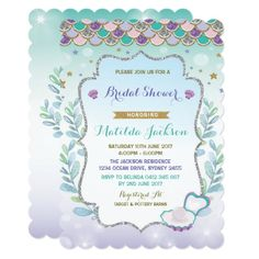 421 Best Beach Bridal Shower Invitations Images In 2019