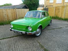 Its this week we bring you a rare classic Skoda Classic Cars, Lego, Magic, Ebay, Legos, Classic Trucks