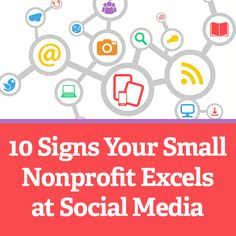 Small (and medium-sized) nonprofits have a different experience on social media than large nonprofits. Small nonprofits have to work harder at growing their following and most often the work of soc…