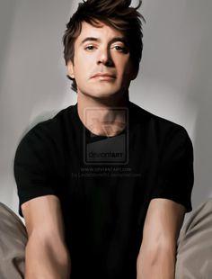 Robert Downey Jr. by ~Lestatslover84 on deviantART