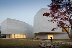 KÁmeetsRM: Museo Mimesis. Paju City. Corea del Sur. Por Alvaro Siza