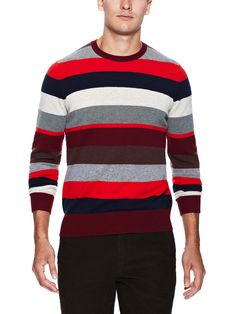 Stripe Sweater by Jack Spade at Gilt