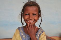Nubian village, alon
