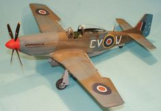 MODELLING RAAF MUSTANGS - A FEW HINTS AND TIPS