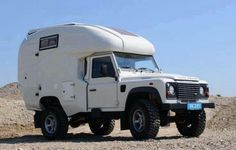 Land Rover : Motor Home Model Evolution #camping #outdoors #landrover