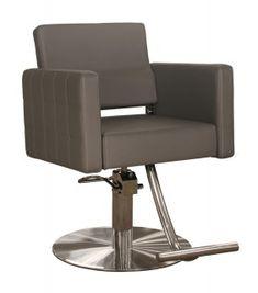 Evora II Styling Chair in Gray