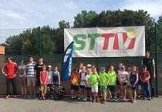 GAK-Tennis: KIDS-Meisterschaften Tennis, Lily, Outdoor Decor, Sports, Fun, Tennis Sneakers, Fin Fun, Sport, Lilies