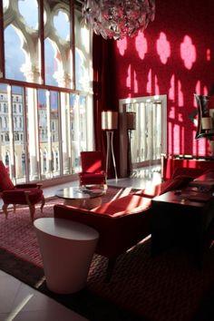 Centurion Palace Hotel: stile contemporaneo a cinque stelle nel cuore di Venezia   News Design List
