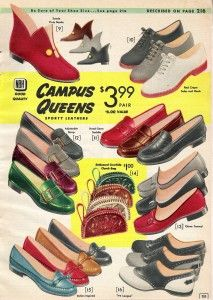 1950s Shoe Styles History And Shopping Guide Vintage Glamour