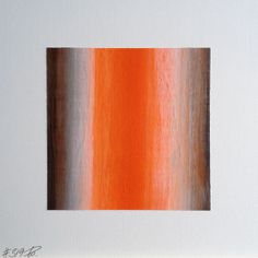 #319 | square abstract painting (original) | acrylic on white board | size 9 cm x 9 cm | boardsize 15 cm x 15 cm | https://www.etsy.com/shop/quadrART