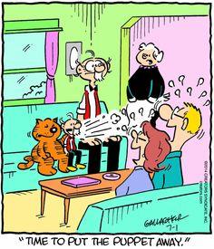 Heathcliff Cartoon for Jul/01/2014