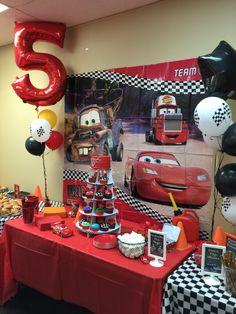 Disney cars party.
