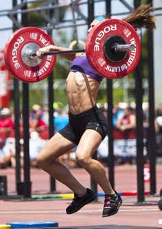 crossfit girls - want that ass CrossFit -For bad ass ...