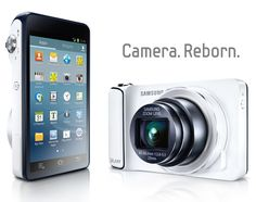 Samsung Galaxy Camera!
