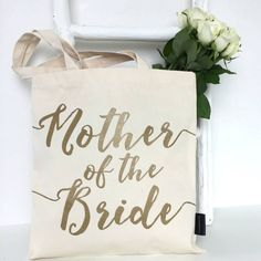'Mother Of The Bride' Wedding Gift