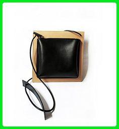 Zarapack Women's Simplism Style Genuine Leather Cross Body Shoulder Bag - Shoulder bags (*Amazon Partner-Link)