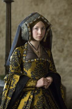 Jane Parker - Juno Temple in The Other Boleyn Girl, set between 1520 and 1536 (2008).