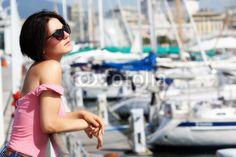 Ragazza al molo   Model: Diana Mary