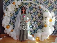 WEDDING VIP-DECORACION CON GLOBOS - ANTOJITOS MADRID - CURSOS DECORACIÓN DE EVENTOS