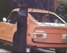 "Saab Sonett III in Lee Hazlewood music film ""Cowboy in Sweden""  http://www.saabplanet.com/saab-sonett-iii-in-lee-hazlewood-music-film/"