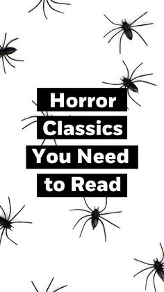 This list of spine-tingling books includes modern and time-honored horror classics by Clive Barker, Shirley Jackson, Dean Koontz, Mary Shelley, Bram Stoker, and more. Read them, if you dare... Reading Lists, Book Lists, I Love Books, Books To Read, Beloved Toni Morrison, Shirley Jackson, Books For Moms, Fiction Novels, Penguin Random House