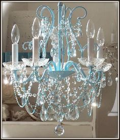 Shabby in Suburbia---would love to hang this in a shabby chic beach home!!  one can dream!!!!