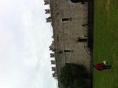 Castello dell'imperatore: invaso!