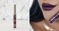 Review and Swatch Kylie Cosmetics Holiday Collection Review and Swatch Kylie Cosmetics Holiday 2016 Review and Swatch Kylie Cosmetics Holiday Edition Review and Swatch