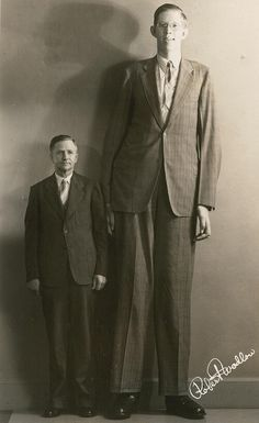 10 Tallest People in History – Top Master's in Healthcare Administration