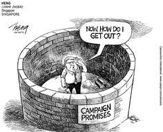 Views of the World Editorial Cartoon, November 19, 2016     on GoComics.com