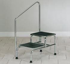Step Stool With Handle Google Search In 2020 Step Stool Stool Folding Clothes Drying Rack