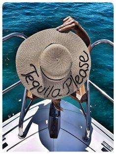 DIY summer hats