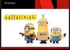Un consiglio più che azzeccato!  Visto appena disponibile su #Netflix con tutta la #famiglia | #minions #tv #vod #smarttv