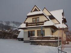Dom Harenda House Zakopane - tatrytop.pl