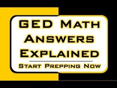 Is The GED Test Hard??