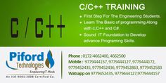 C Training Mohali
