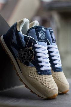 MITA sneakers x Reebok #menswear #simplydapper #stylish
