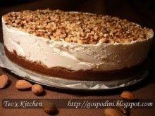 Cheesecake fara coacere Romanian Food, Romanian Recipes, Cooking Recipes, Healthy Recipes, Healthy Food, Thing 1, Cheesecakes, Tiramisu, Delicious Desserts
