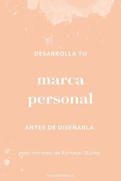 7 libros para alimentar tu creatividad Self Branding, Business Branding, Branding Design, Marca Personal, Personal Logo, Personal Branding, Brand Board, Brand Me, Mood Boards