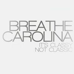 'It's Classy Not Classic' by Breathe Carolina
