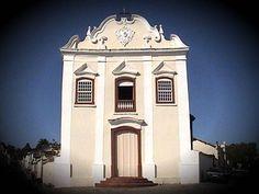 Igreja da boa morte na cidade de goias velho