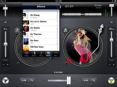Djay Adds Support for iPhone 5, iOS 6, Multi Route Audio, More
