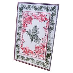 Viva Decor My Paper World Silicone Stamps - 3D Rose - Google Search