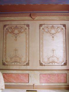 Georgian Wall Panels